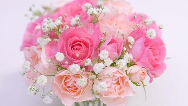 感謝の気持ちを伝える花言葉のお花で花束を贈ろう~元花屋が選ぶ花屋に並ぶ「ありがとう」が花言葉のお花10選~